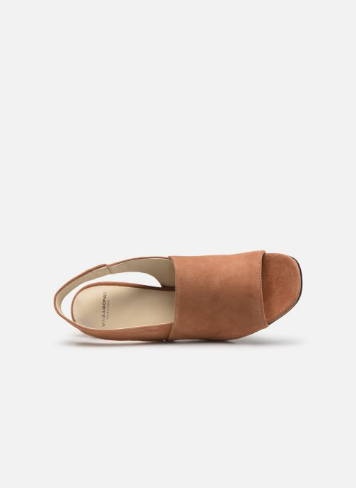 Sandals Vagabond Shoemakers Elena 4735-040 Beige view from the left