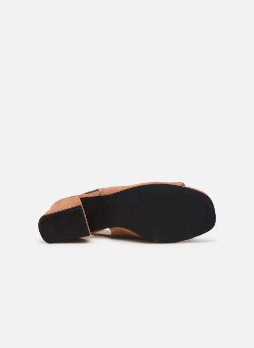 Sandales et nu-pieds Vagabond Shoemakers Elena 4735-040 Beige vue haut