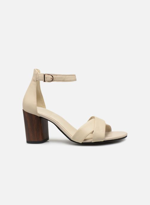 Sandales et nu-pieds Vagabond Shoemakers Carol 4737-001 Blanc vue derrière