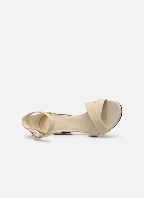 Sandali e scarpe aperte Vagabond Shoemakers Carol 4737-001 Bianco immagine sinistra