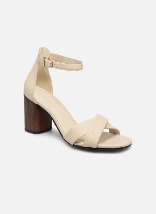 Sandales et nu-pieds Vagabond Shoemakers Carol 4737-001 Blanc vue détail/paire