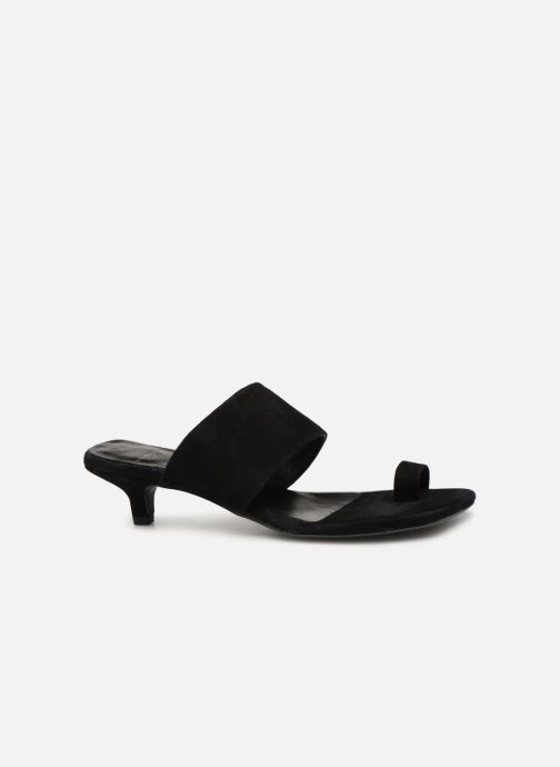 Zuecos Vagabond Shoemakers Polly 4739-040 Negro vistra trasera