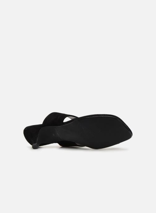 Clogs & Pantoletten Vagabond Shoemakers Polly 4739-040 schwarz ansicht von oben