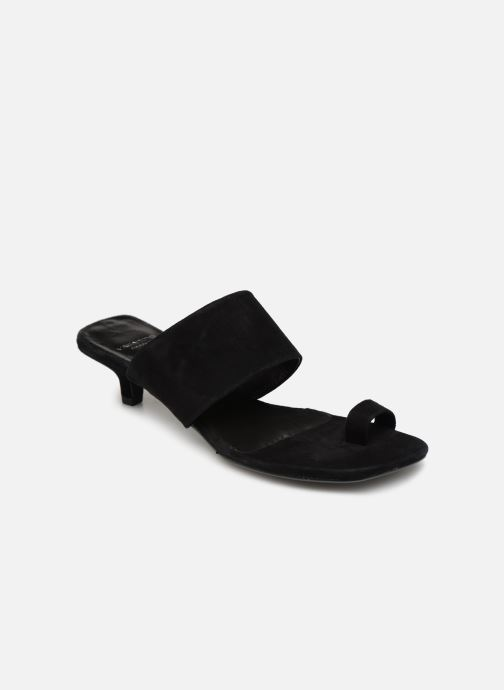 Zuecos Vagabond Shoemakers Polly 4739-040 Negro vista de detalle / par
