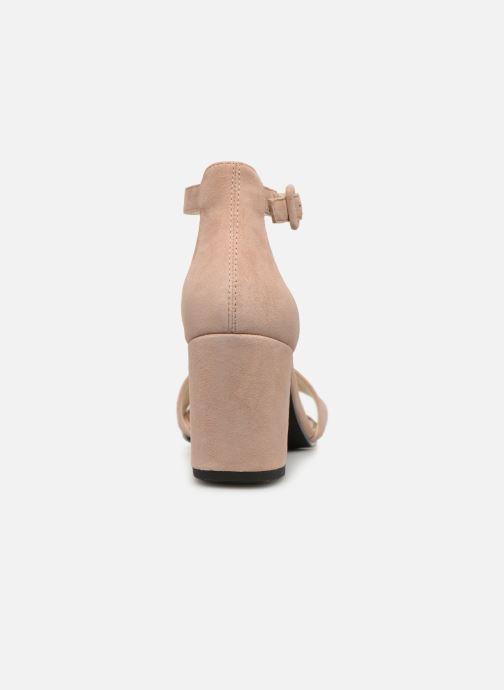 Sandalen Vagabond Shoemakers Penny 4738-040 beige ansicht von rechts