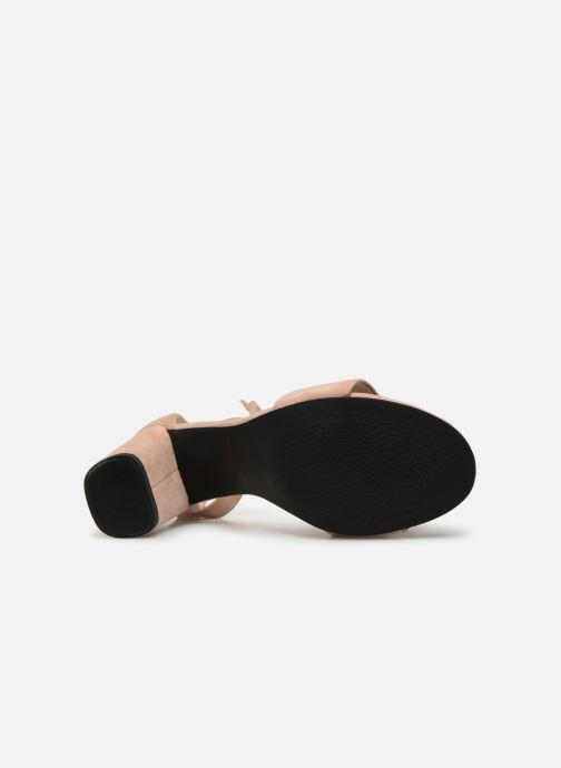 Sandalen Vagabond Shoemakers Penny 4738-040 beige ansicht von oben