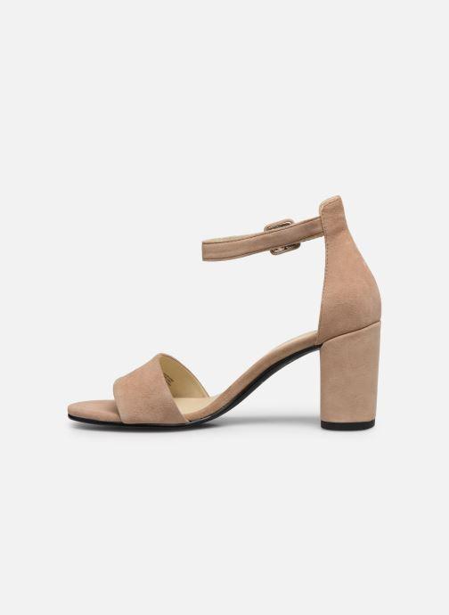 Sandalias Vagabond Shoemakers Penny 4738-040 Beige vista de frente