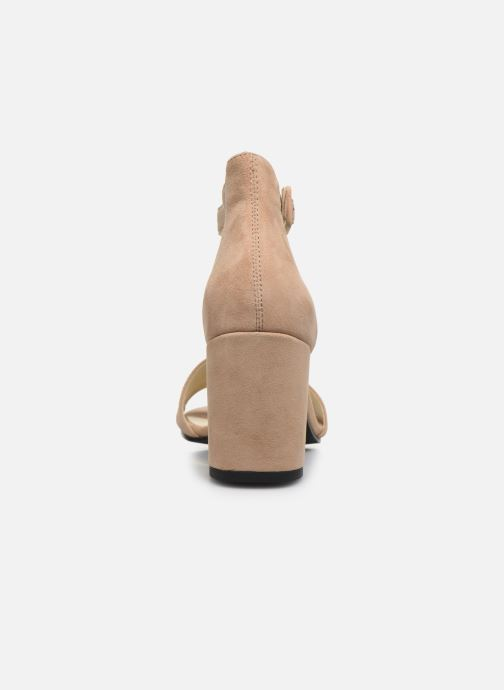 Sandals Vagabond Shoemakers Penny 4738-040 Beige view from the right