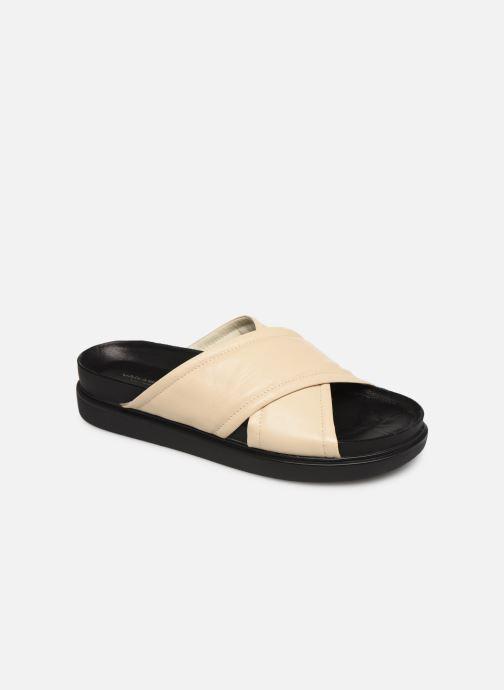 Mules et sabots Vagabond Shoemakers Erin 4732-201 Beige vue détail/paire