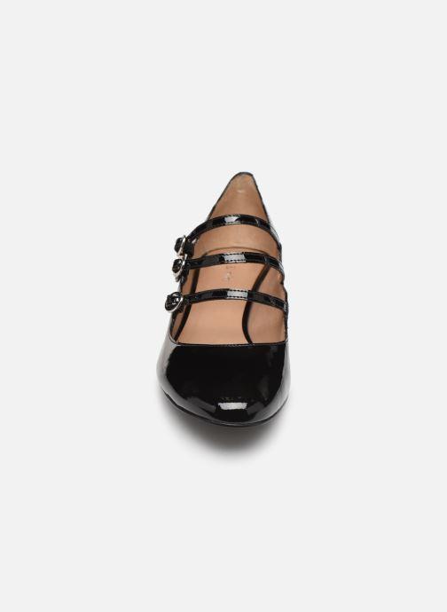 High heels Nat & Nin FUERTE Black model view