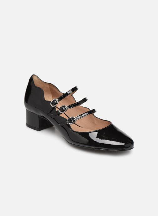 High heels Nat & Nin FUERTE Black detailed view/ Pair view