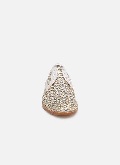 Chaussures à lacets Anaki PALERMO Or et bronze vue portées chaussures