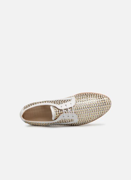 Chaussures à lacets Anaki PALERMO Or et bronze vue gauche