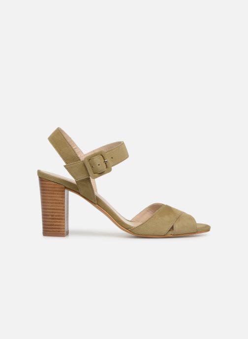 Sandales et nu-pieds Anaki FREDDO Vert vue derrière