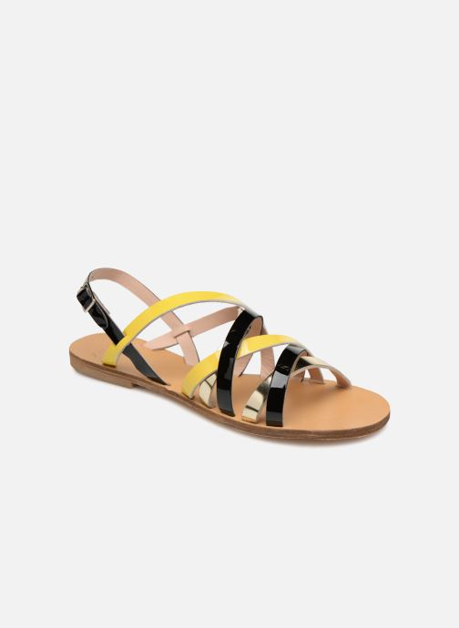 Sandals Anaki ALMA Multicolor detailed view/ Pair view
