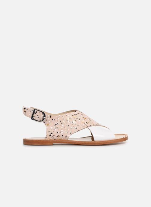 Sandales et nu-pieds Anaki AUSTIN Beige vue derrière