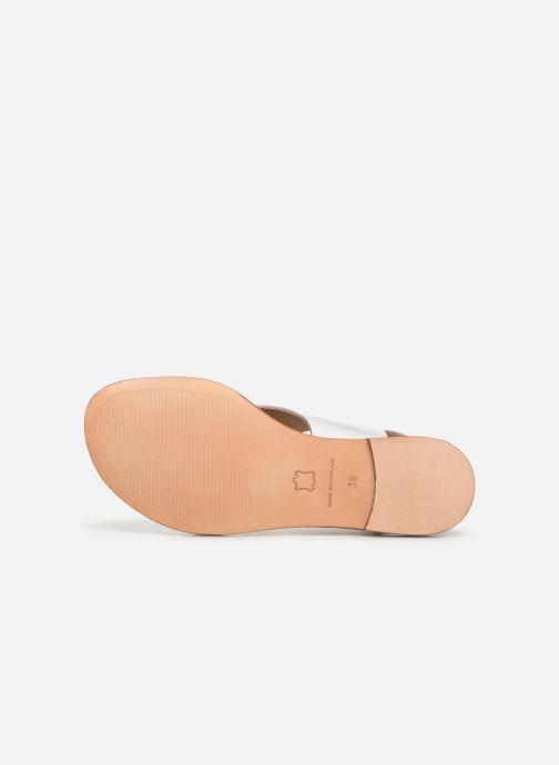 Sandales et nu-pieds Anaki AUSTIN Beige vue haut