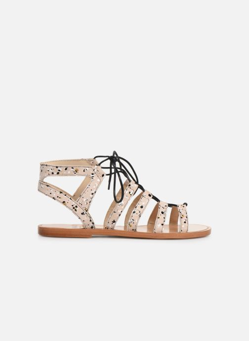 Sandals Anaki Arena Beige back view