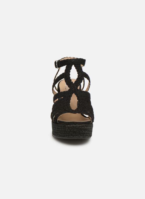 Sandales et nu-pieds Bullboxer 175011F2T Noir vue portées chaussures