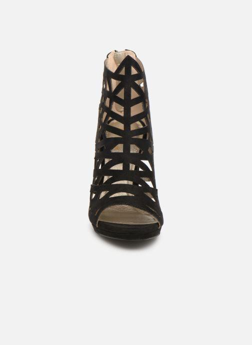 Sandales et nu-pieds Bullboxer 059508F2T Noir vue portées chaussures