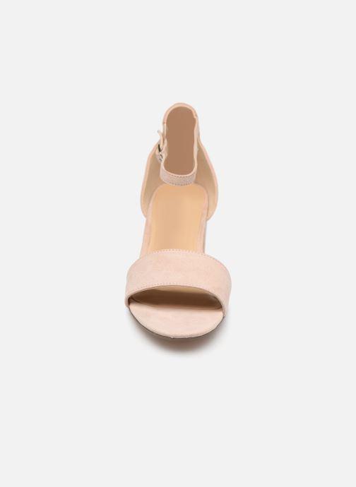 Sandales et nu-pieds Bullboxer 015001F2T Beige vue portées chaussures