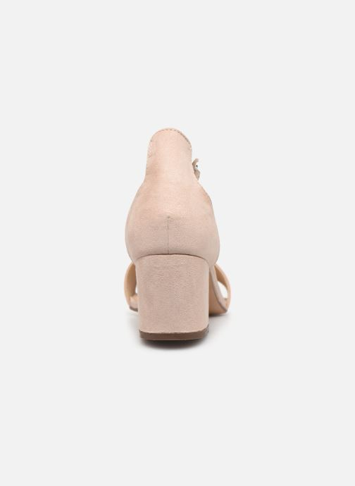 Sandales et nu-pieds Bullboxer 015001F2T Beige vue droite