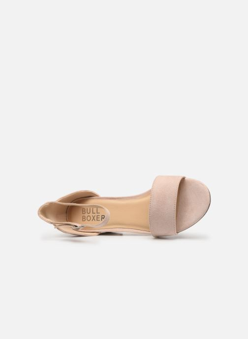 Sandales et nu-pieds Bullboxer 015001F2T Beige vue gauche