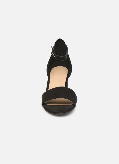 Sandales et nu-pieds Bullboxer 015001F2T Noir vue portées chaussures