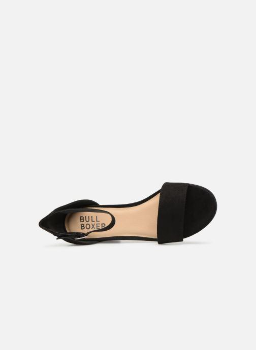Sandales et nu-pieds Bullboxer 015001F2T Noir vue gauche