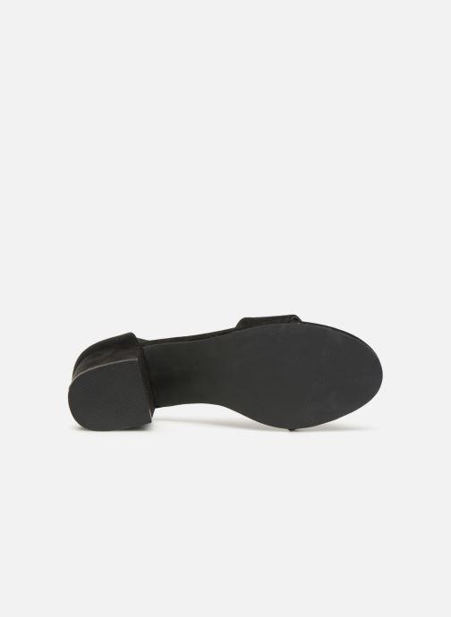 Sandales et nu-pieds Bullboxer 015001F2T Noir vue haut