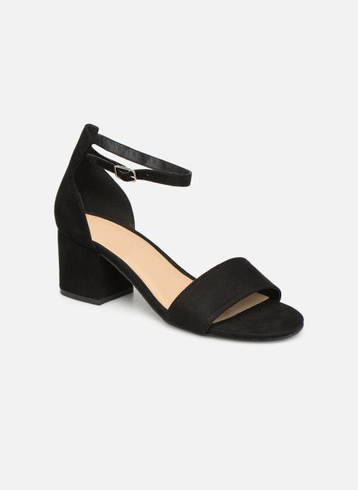 Sandales et nu-pieds Bullboxer 015001F2T Noir vue détail/paire