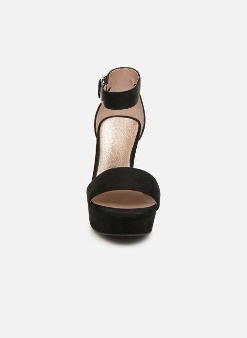 Sandales et nu-pieds Bullboxer 127010F2T Noir vue portées chaussures