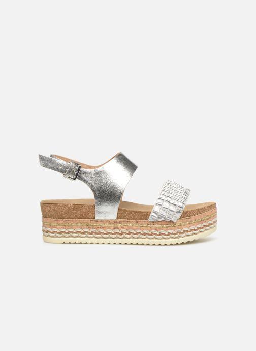 Sandales et nu-pieds Bullboxer 886028F2L Argent vue derrière