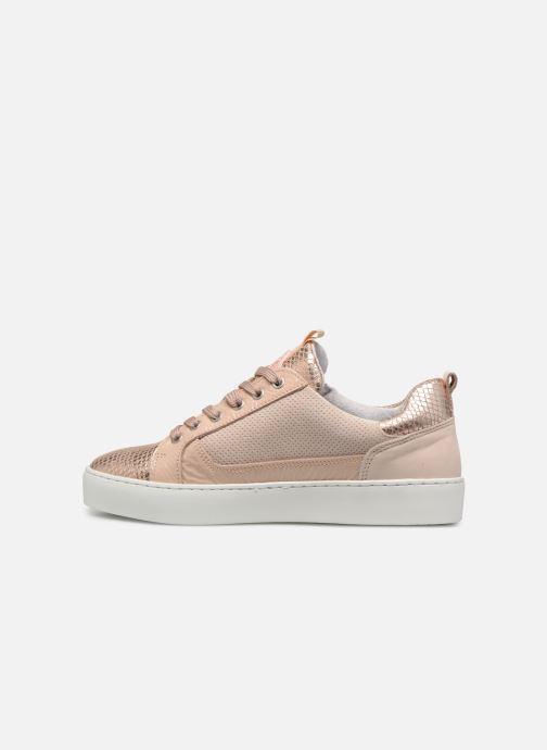 Sneaker Bullboxer 962063E5L rosa ansicht von vorne