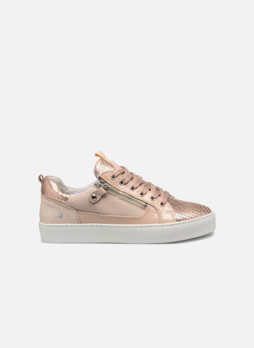 Sneaker Bullboxer 962063E5L rosa ansicht von hinten