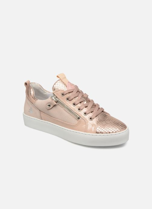 Trainers Bullboxer 962063E5L Pink detailed view/ Pair view