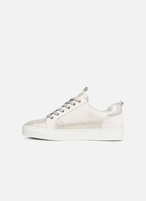 Sneaker Bullboxer 962063E5L weiß ansicht von vorne
