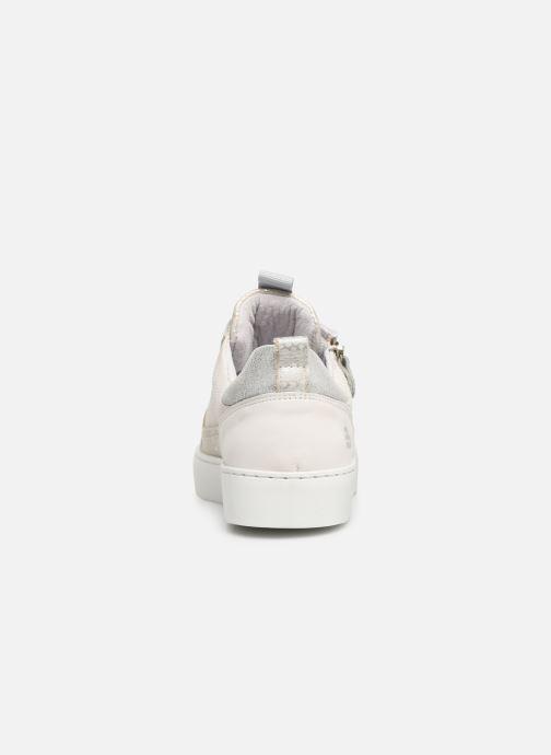 Sneaker Bullboxer 962063E5L weiß ansicht von rechts