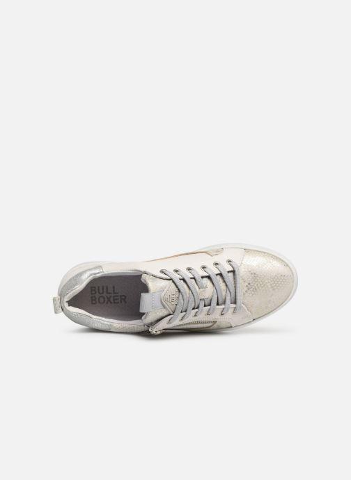 Sneaker Bullboxer 962063E5L weiß ansicht von links