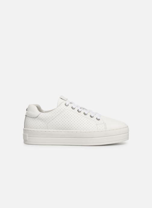 Sneaker Bullboxer 987000E5L weiß ansicht von hinten