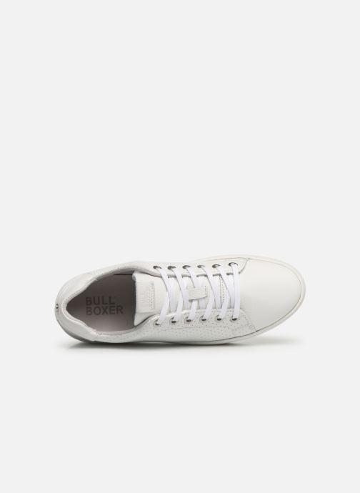 Sneaker Bullboxer 987000E5L weiß ansicht von links