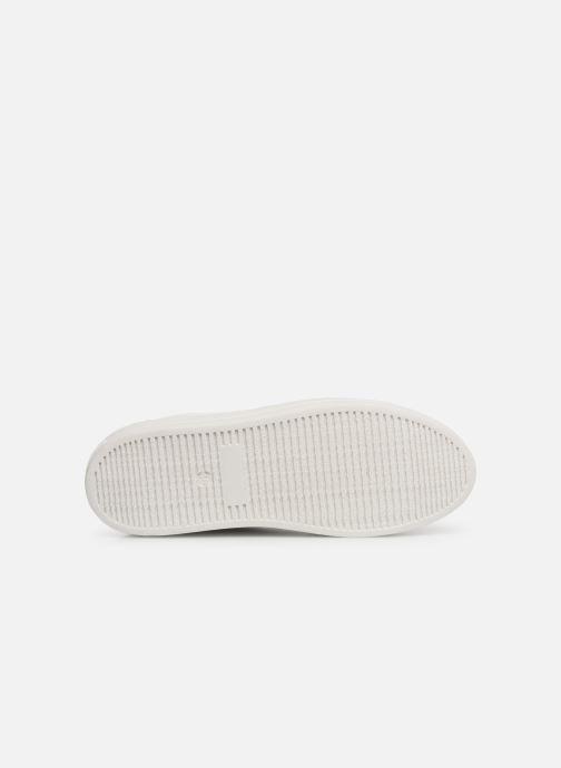 Sneaker Bullboxer 987000E5L weiß ansicht von oben
