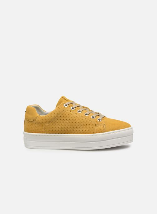 Trainers Bullboxer 987000E5C Yellow back view