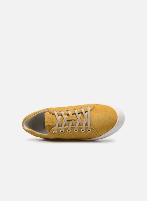 Sneakers Bullboxer 987000E5C Geel links