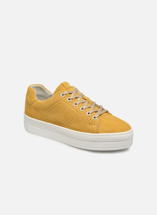 Trainers Bullboxer 987000E5C Yellow detailed view/ Pair view