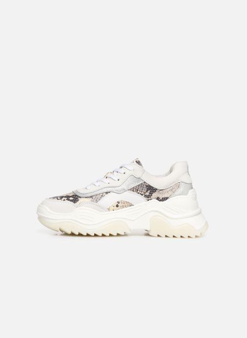 Sneakers Bullboxer 893002E5L Wit voorkant