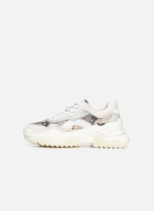 Trainers Bullboxer 893002E5L White front view