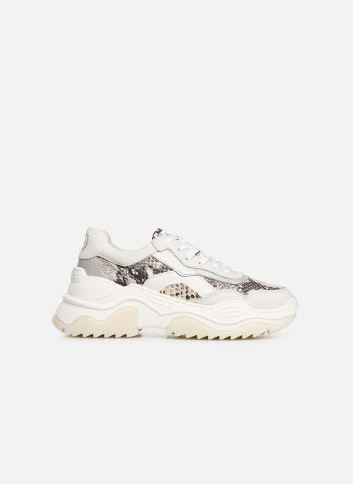 Sneakers Bullboxer 893002E5L Wit achterkant
