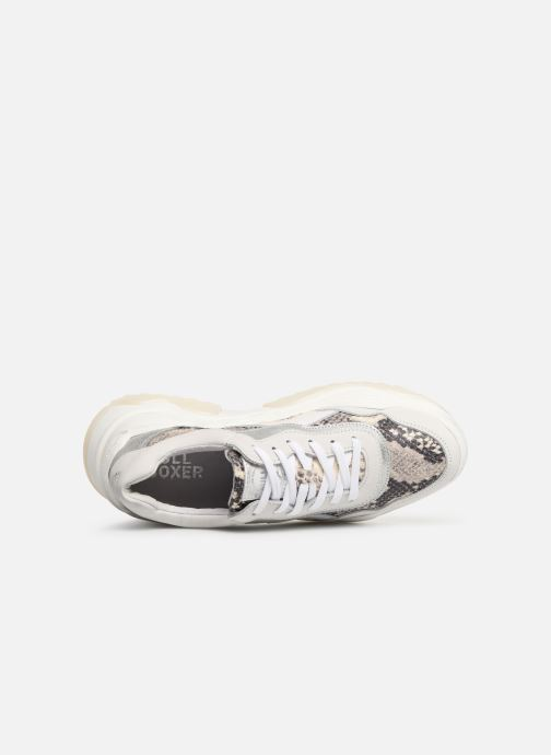 Sneakers Bullboxer 893002E5L Wit links