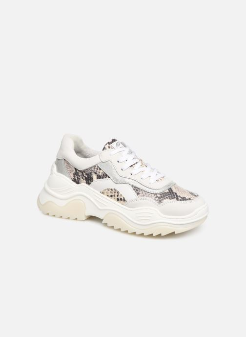 Trainers Bullboxer 893002E5L White detailed view/ Pair view